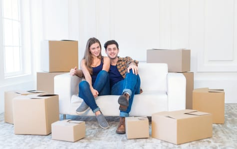 One in five first homes are chosen by buyer's parents