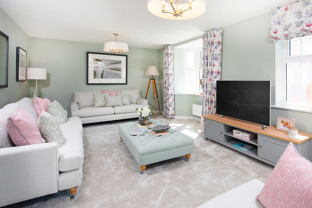 Spring Interior Design Trends Of 2019 To Promote Health And Wellbeing David Wilson Homes