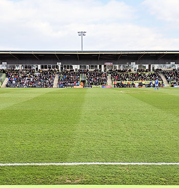 Forest Green Rovers Football Club, The New Lawn.