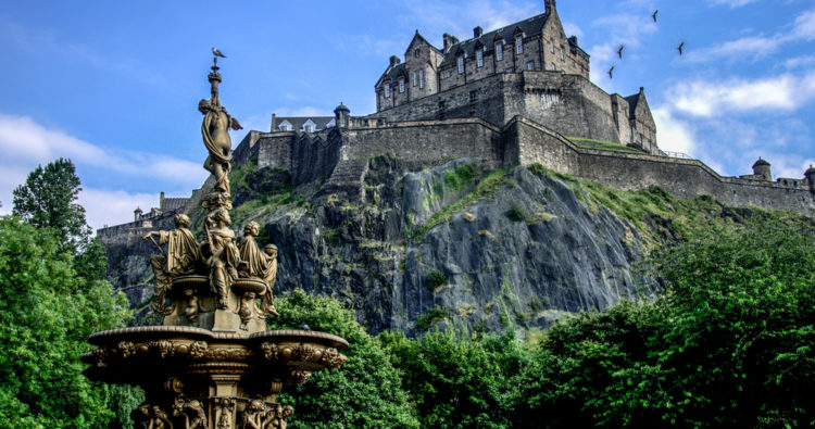 The Top 10 Things to do in Edinburgh