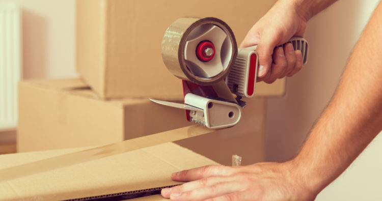 Things people forget when moving house