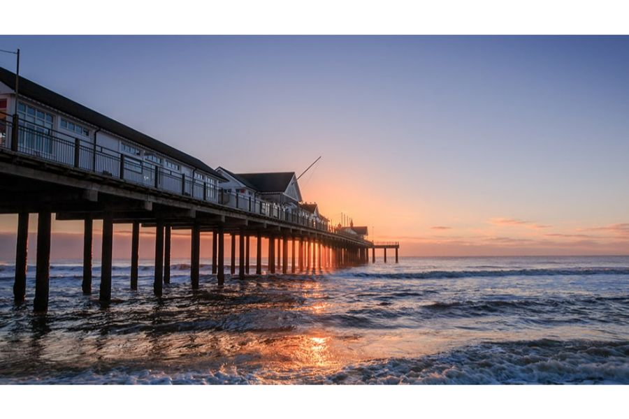 Best places to eat in Suffolk sea