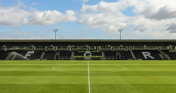 New Lawn Advice: Adam Witchell, Head Groundsman, Forest Green Rovers Football Club