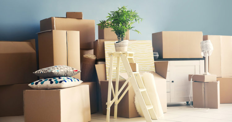 How to keep costs down when you're moving long distance